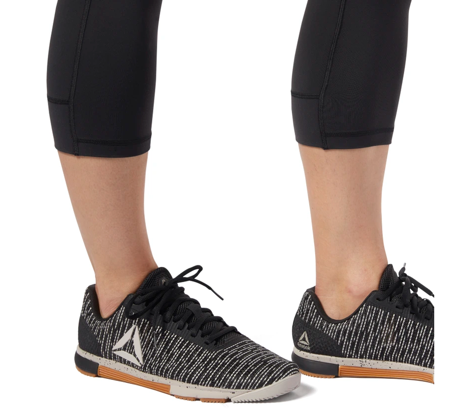 Reebok Lux 3/4 Legging 2.0 Ladies Black
