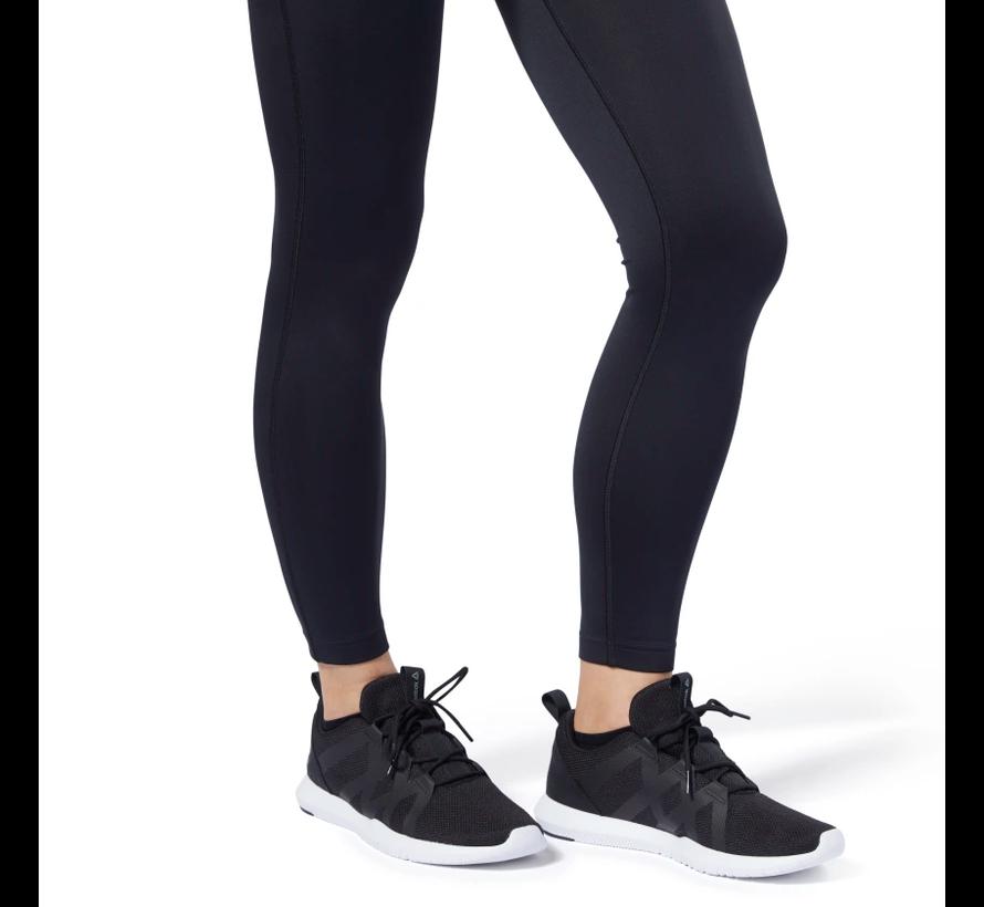 Reebok Workout Ready Legging Damen Schwarz