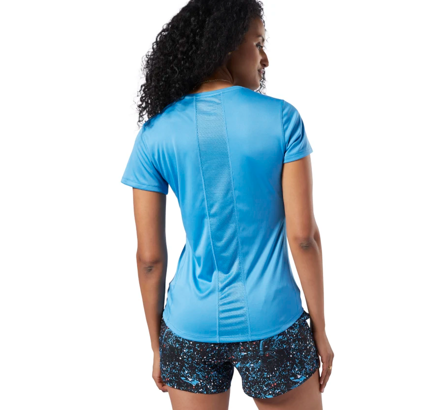 Reebok Running Essentials Graphic T-Shirt Blauw