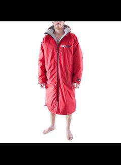 Dryrobe Dryrobe Advance Longsleeve Rot / Grau