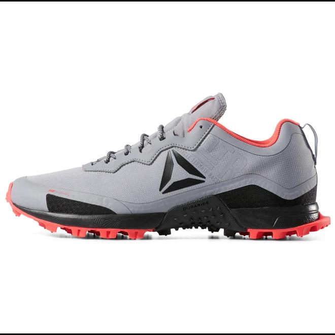 Reebok Craze Obstacle Run Shoe Gray / Black / Red Men