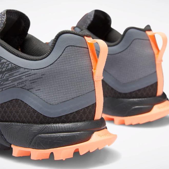 Reebok All Terrain Craze Obstacle Run Shoe Gray Ladies