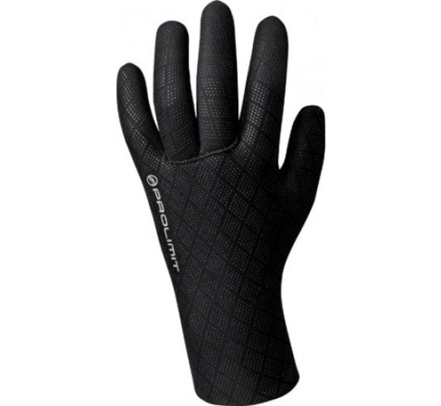 Prolimit Q-Glove Stretch 6mm Zwart