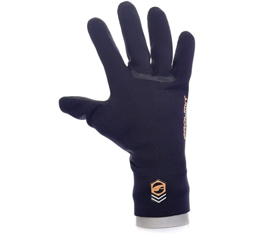 Prolimit Surf Glove Sealed 2mm Schwarz
