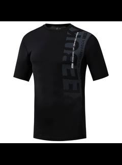 Reebok Reebok One Series Training Compression Shirt Men Black