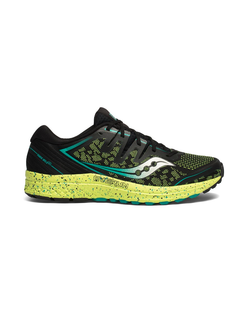 Saucony Saucony Guide ISO 2 TR Trail running shoe Men Green