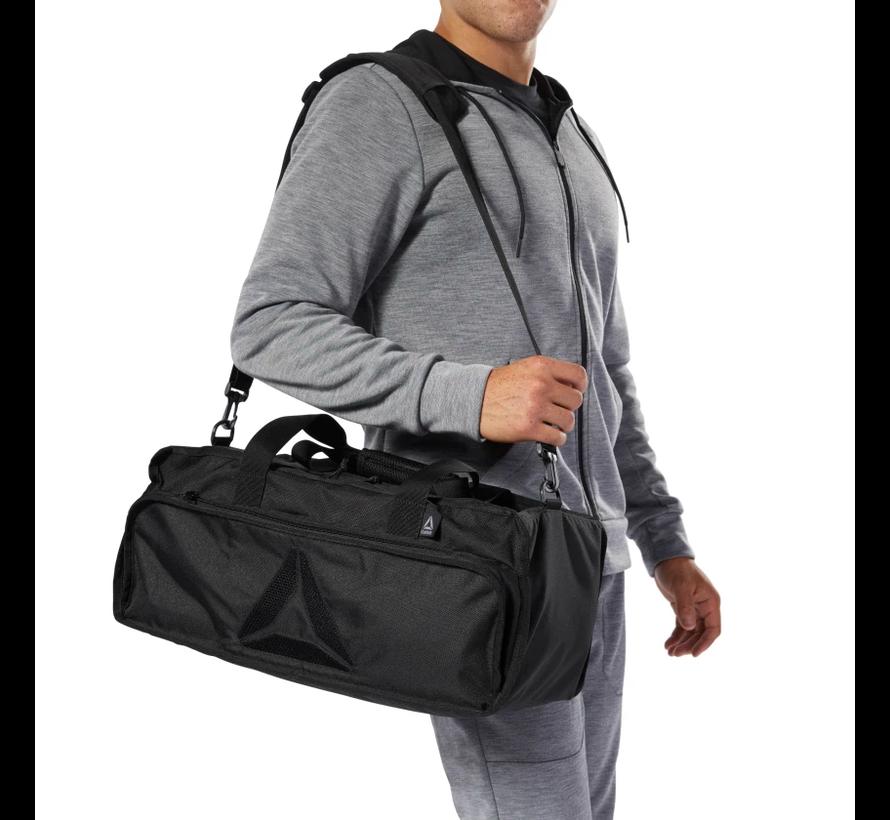 Reebok Active Enhanced Sporttas Medium Zwart