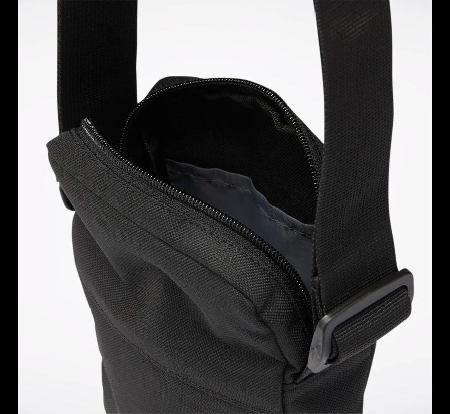 Reebok Workout Ready City Bag Schwarz