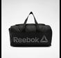 Reebok Active Core Medium Grip Duffeltas Zwart