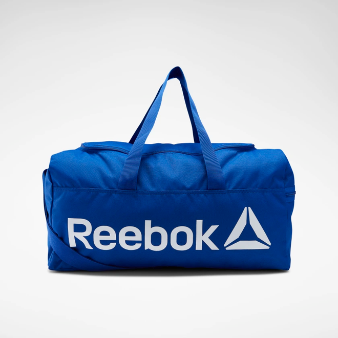 Reebok Active Core Medium Grip Duffel Bag Blue