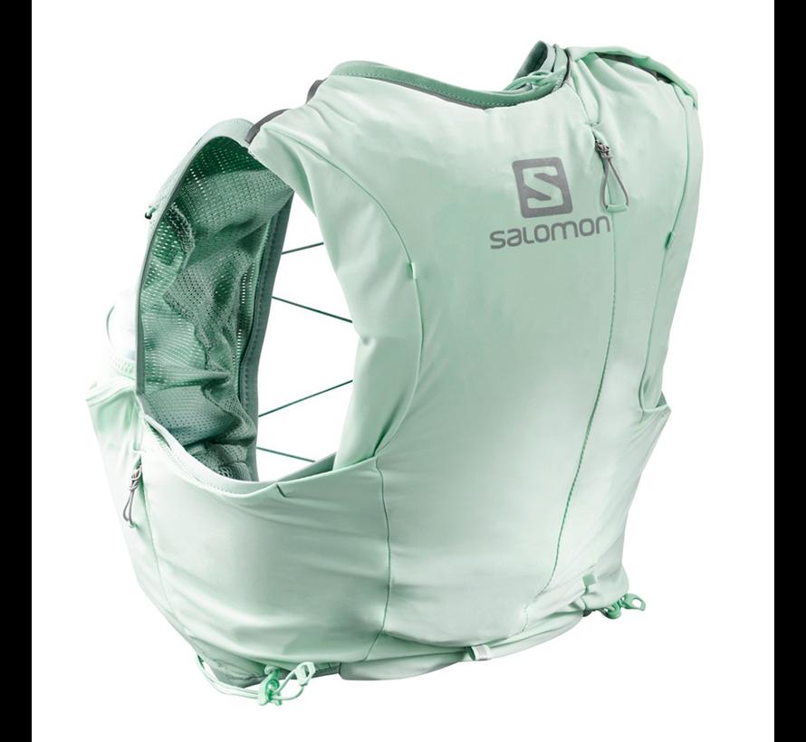 Salomon ADV Skin 8 Race Jacket Turqoise Ladies