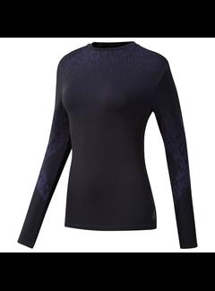 Reebok Reebok One Series Thermowarm Baselayer Long Sleeve Ladies Black