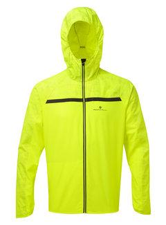 Ron Hill Ron Hill Momentum Afterlight Jacket Men Fluor Yellow Running jacket