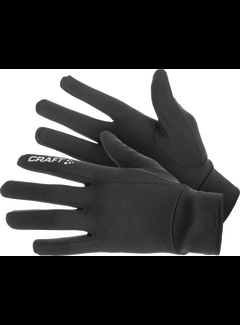 Craft Craft Thermal Glove Zwart Hardloophandschoen Unisex