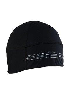 Craft Craft Shelter Hat 2.0 Zwart Wintermuts