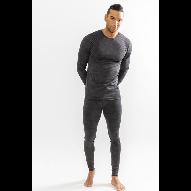 Craft Fuseknit Comfort Longsleeve Men Gray