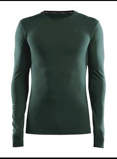 Craft Craft Fuseknit Comfort Longsleeve Men Dark green