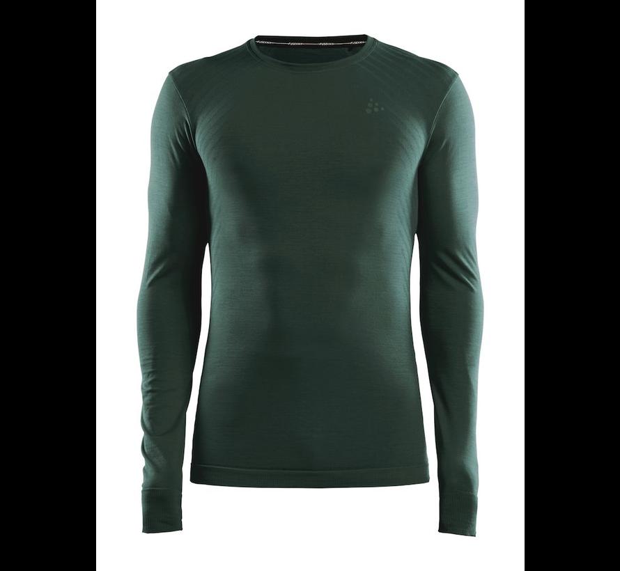 Craft Fuseknit Comfort Longsleeve Men Dark green