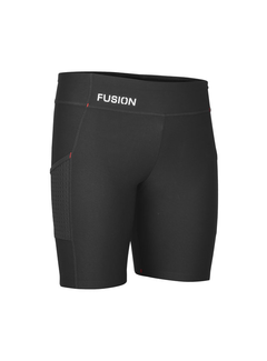 Fusion Fusion C3 + Training Short Tight Damen Schwarz