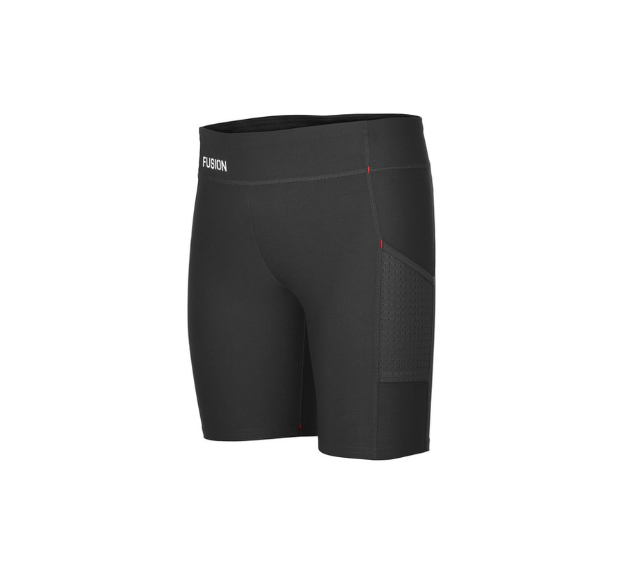 Fusion C3 + Training Short Tight Damen Schwarz