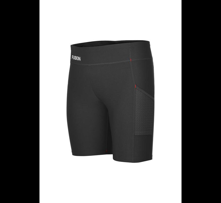 Fusion C3 + Training Short Tight Ladies Black