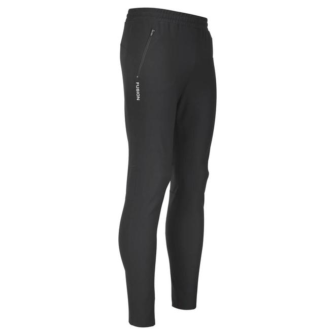 Fusion C3 + Recharge Pants Black Unisex Training Pants