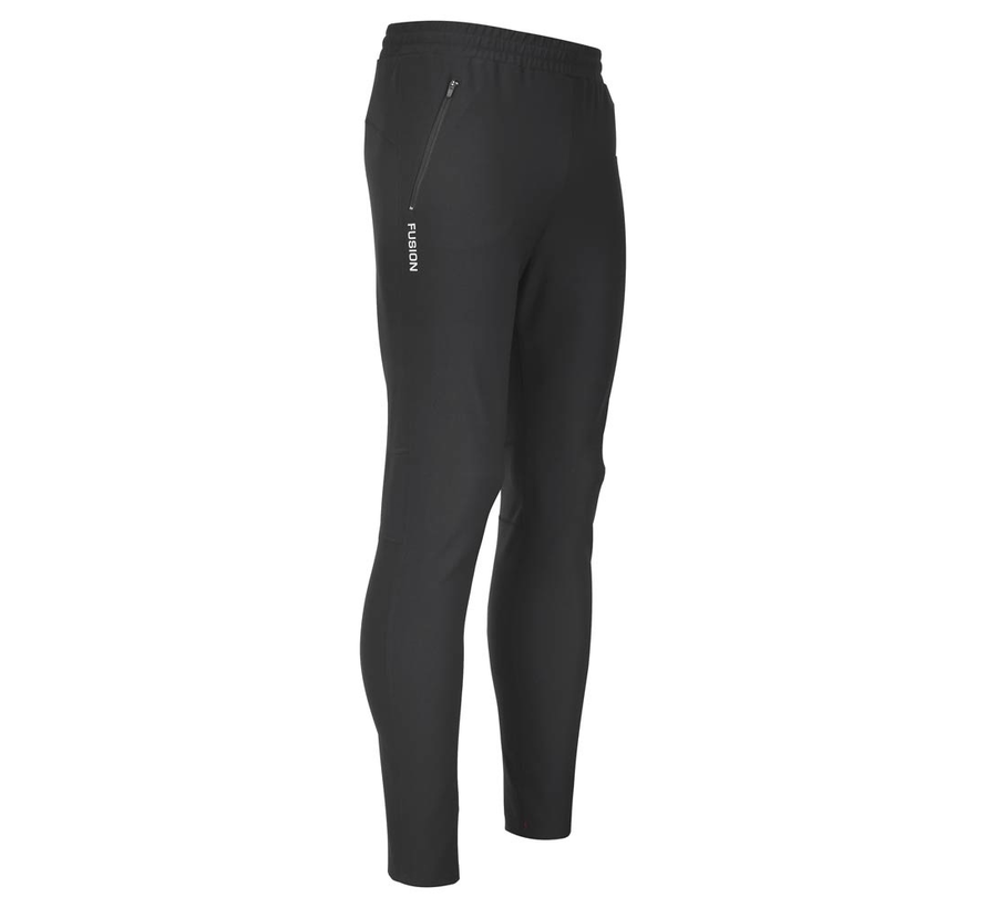 Fusion C3+ Recharge Pants Zwart Unisex Trainingsbroek
