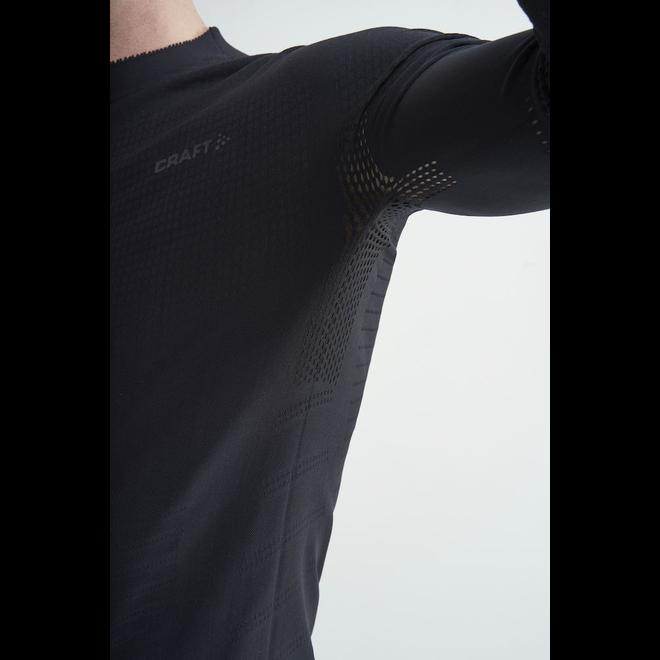 Craft CTM Langarmshirt mit Rundhalsausschnitt Black Men