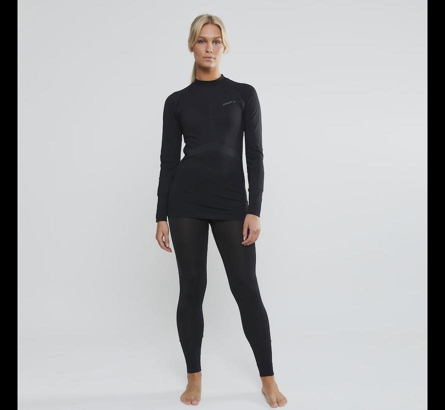 Craft Active Intensity Longsleeve Shirt Crew Neck Black Ladies