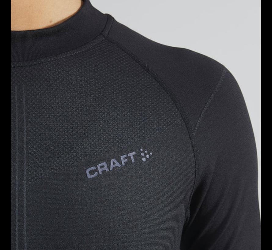 Craft Active Intensity Longsleeve Shirt Crew Neck Zwart Dames