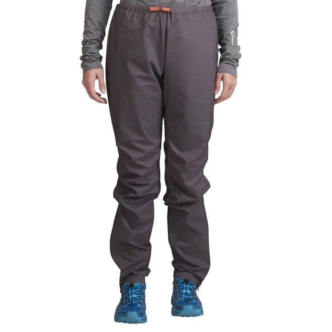 Ultimate Direction Pants V2 W Slate Dames Waterdicht Medium