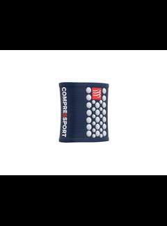 Compressport Compressport Sweatbands 3D Dots Blue / White Sweatband
