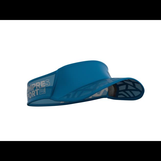 Compressport Spiderweb Ultralight Visor Blue