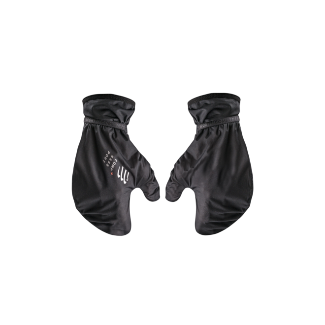 Compressport Hurricane Waterproof 10/10 Mittens Zwart Unisex Wanten