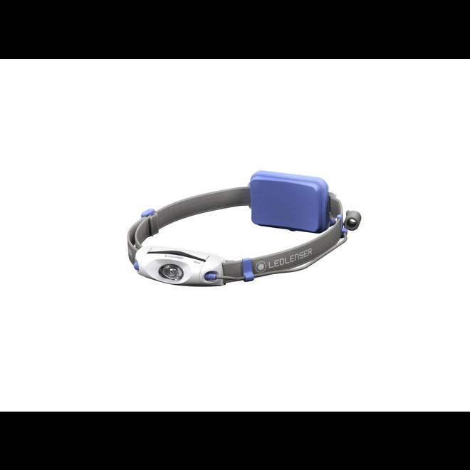 Led Lenser NEO4 Blue Head Lampe