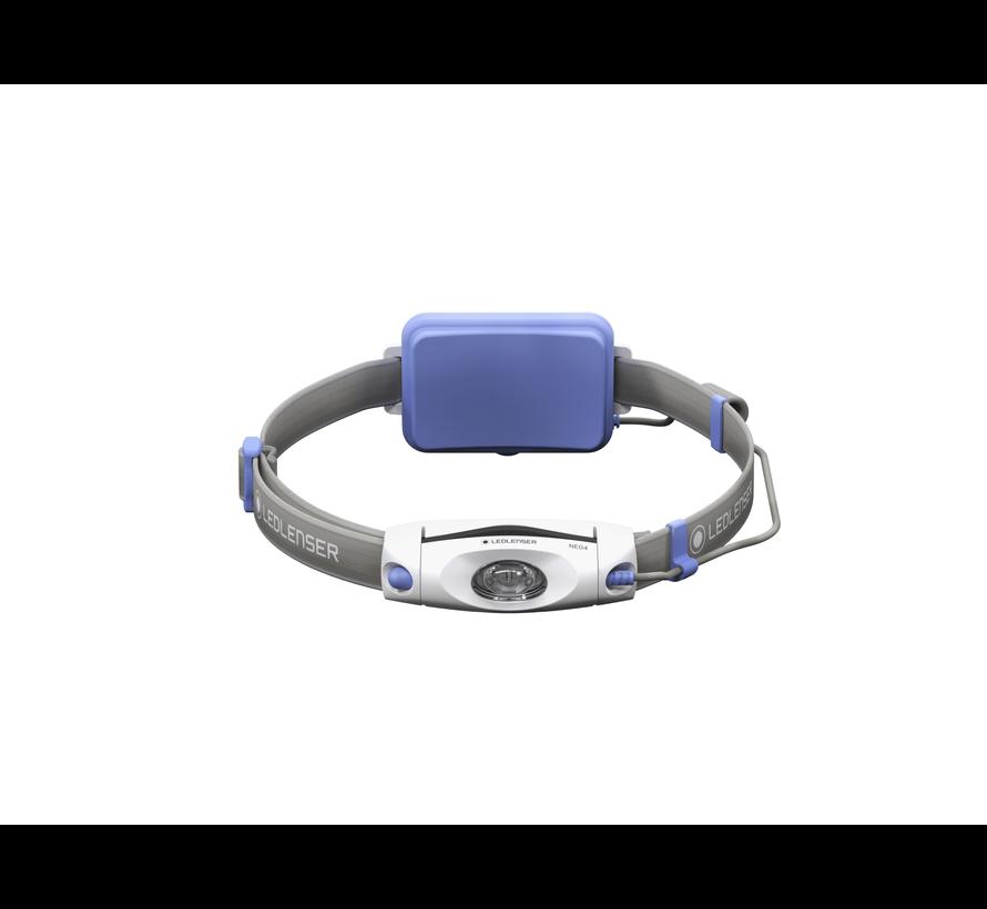 Led Lenser NEO4 Blauw Hoofdlamp