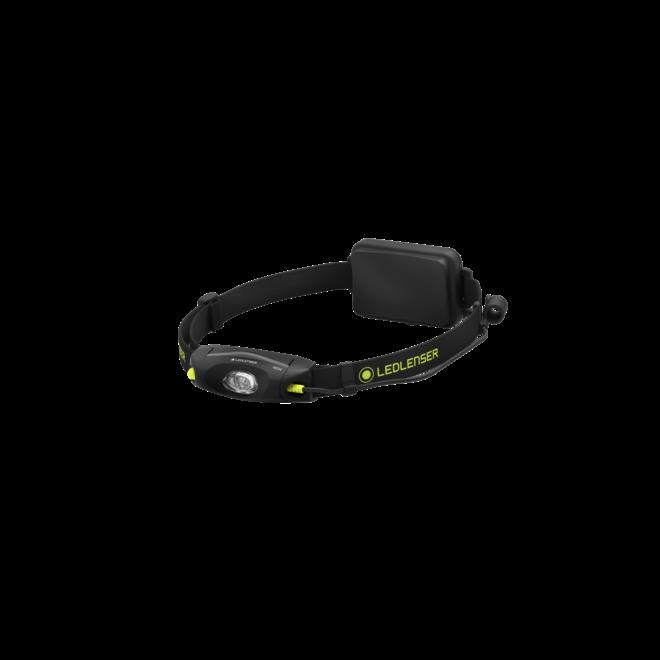 Led Lenser NEO4 Black Head Lampe