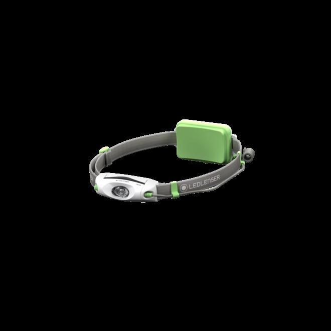 Led Lenser NEO4 Green Head lamp