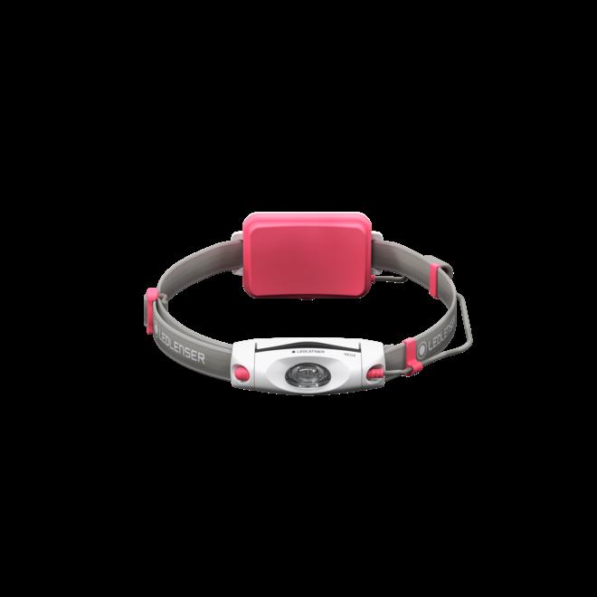 Led Lenser NEO4 Roze Hoofdlamp