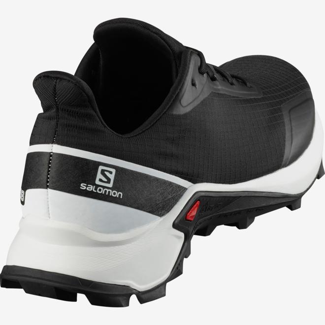Salomon Alphacross Trail Running Shoe Men Black