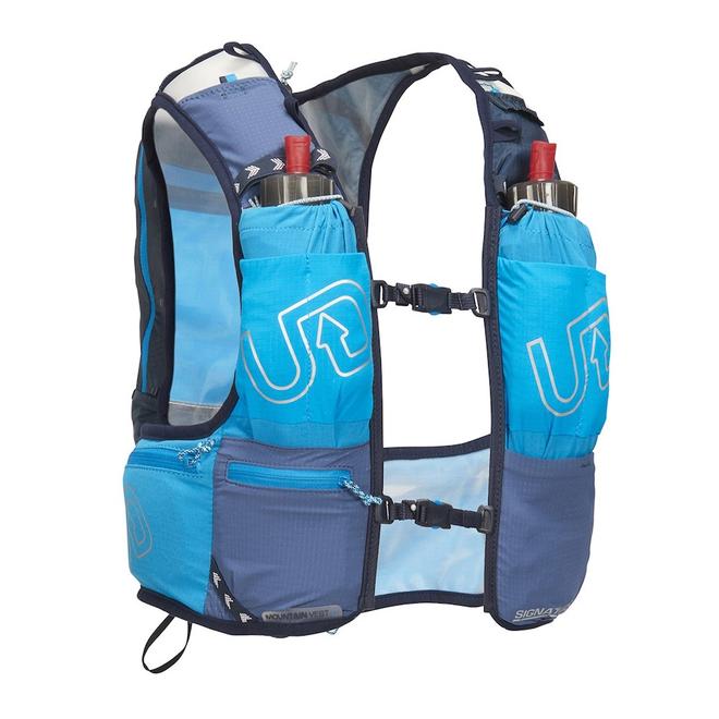 Ultimate Direction Mountain Vest 4.0 Racevest Blauw