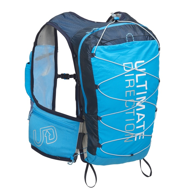 Ultimate Direction Mountain Vest 4.0 Rennweste Blau