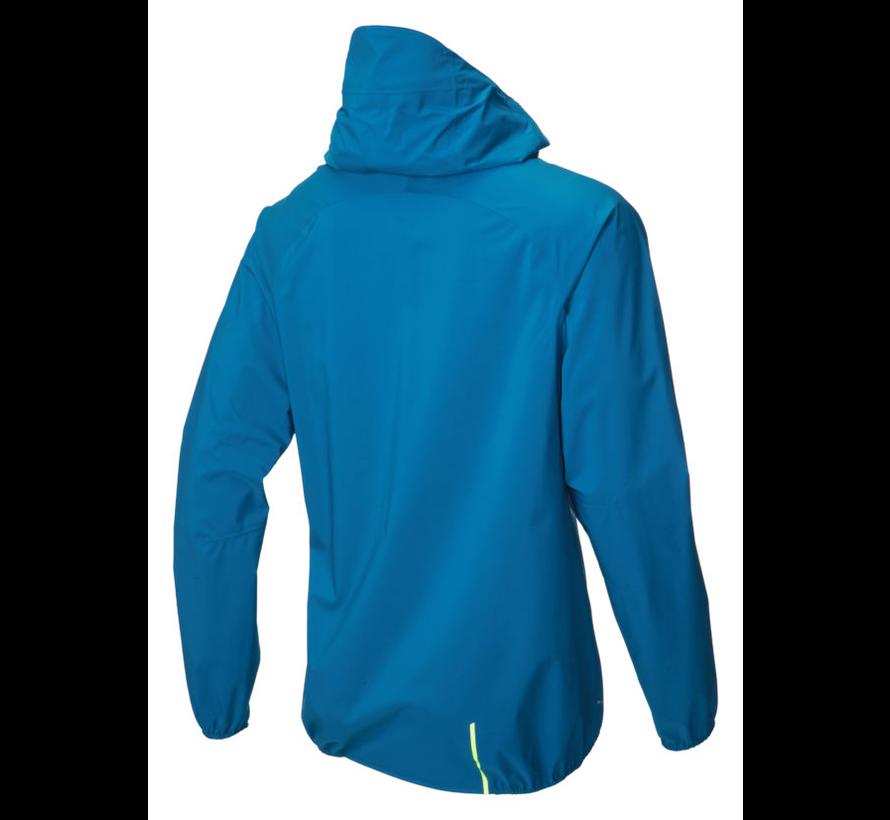Inov-8 All Terrain Stormshell Men Blue Waterproof Running Jacket