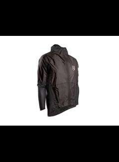 Compressport Compressport Hurricane Waterproof Jacket 25/75 Laufjacke Unisex Schwarz