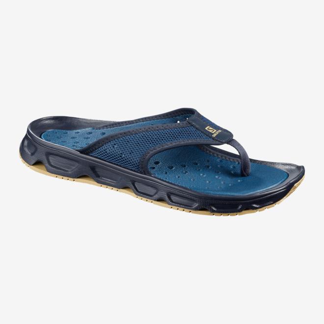 Salomon RX Break 4.0 Flip Flops Herren Blau