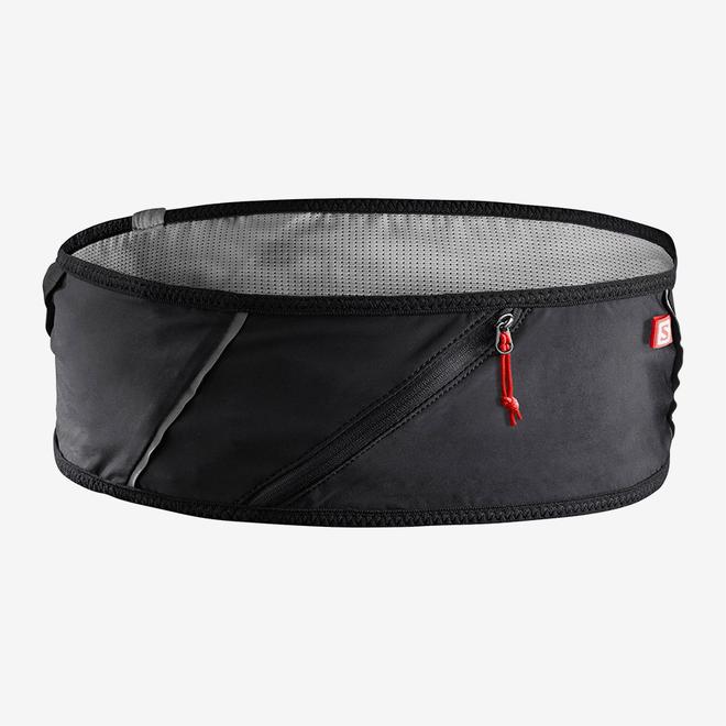 Salomon Pulse Belt Set Zwart Hardloopriem Unisex