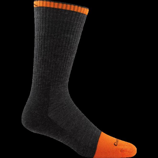 Darn Tough Steely Boot Cushion Gray Coolmax Work Socks