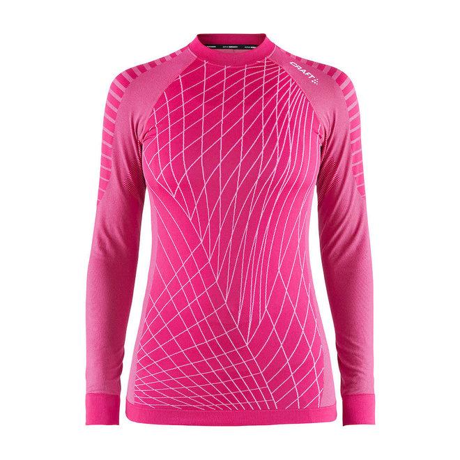 Craft Active Intensity Longsleeve Shirt Pink Damen