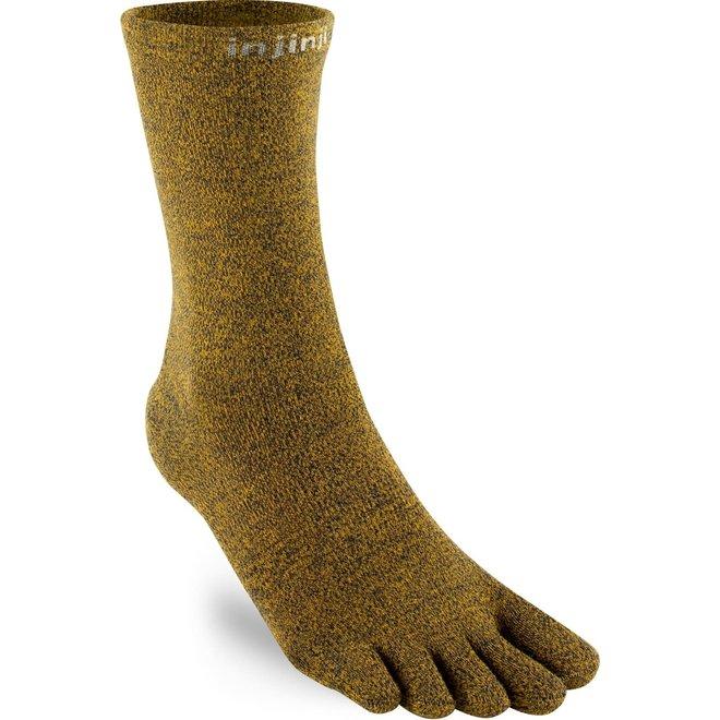 Injinji Liner Crew Coolmax Royal Toe Socks Unisex