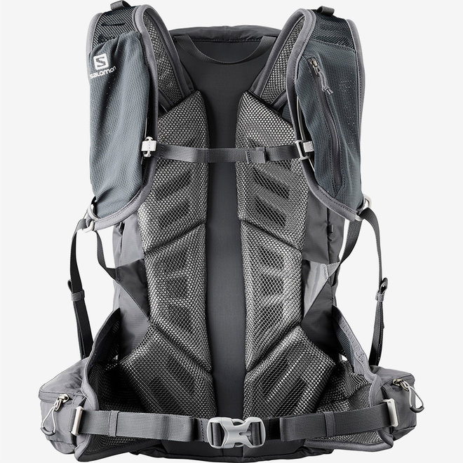 Salomon Out Day 20 + 4 Outdoor Backpack Men Gray